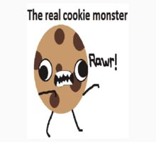 The Real Cookie Monster by pwnster1357