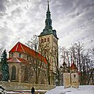 St Nicholas Church , tallinn , estonia by gruntpig
