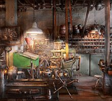 Machinist - It all starts with a Journeyman  by Mike  Savad