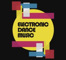 Electronic Dance Music (colorship) by DropBass