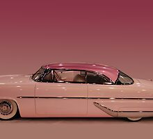 1955 Lincoln Capri by WildBillPho