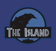 Welcome to THE ISLAND! - Blue by Blair Campbell