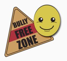 Back to School: Bully Free Zone by vjewell