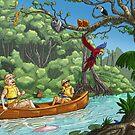 Amazing Amazon Adventure by Matt Katz