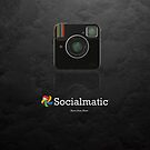 Socialmatic iPhone Case! by antder