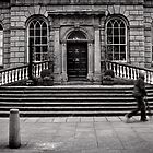 Symmetry Undone - Dublin by Norman Repacholi
