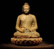 The Buddha by SuddenJim