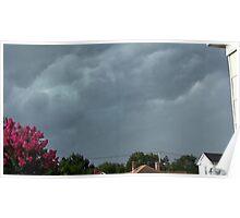 Severe Storm Warning 4 Poster