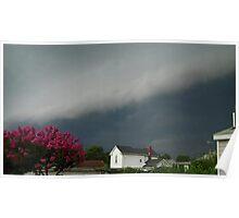 Severe Storm Warning 6 Poster
