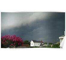 Severe Storm Warning 8 Poster