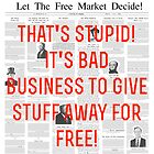 Stupid Free Market by MTKlima