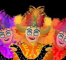 Diablada - Carnival of Oruro by dalsan