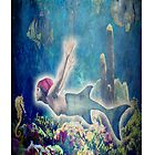 The little Mermaid - iphone by Gal Lo Leggio
