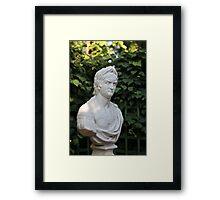 Nero  Roman emperor Framed Print