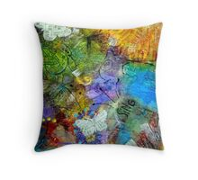 Let Everything with Breath SING- FINAL Throw Pillow