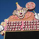 Clown Sign by ellismorleyphto