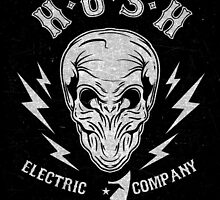 Hush Electric Company by zerobriant