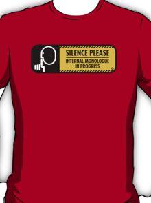 Monologue T-Shirt
