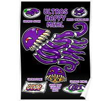 ultros happy meal Poster