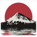 Mount Fuji by funkyworm