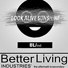 Better Living Industries BL/ind by shinigamixandie