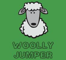 Woolly Jumper by tappers24