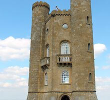 Broadway Tower  by Alex Harvey