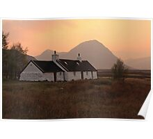Black Rock Cottage Poster