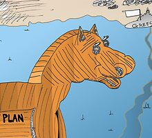 Cheval de Troie EURO pour les Grecs by Binary-Options