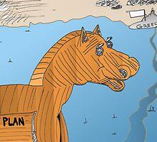 Cheval de Troie EURO pour les Grecs by Binary-Options