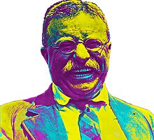 Theodore Roosevelt by MTKlima
