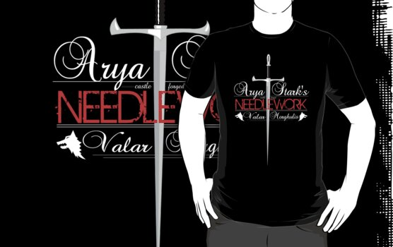 Arya's Needlework by StylesDesign