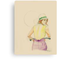 Miss. Cruiser Canvas Print