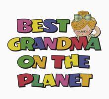 Best Grandma OnThe Planet by cowpie