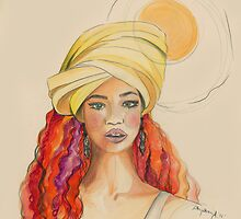 Tie Me a Turban by Stacy Stranzl