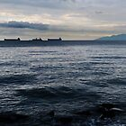 English Bay Pan by Yukondick