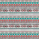 Aztec Print by eraygakci