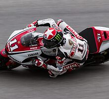 Ben Spies at laguna seca 2011 by corsefoto