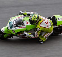 Loris Capirossi at laguna seca 2011 by corsefoto