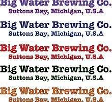 Big Water Brewing Co. by Meg Ackerman