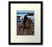 """""""Northern Ohio Outlaws"""" #34  Framed Print"""