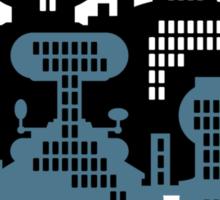 ROBOT CITY! Sticker