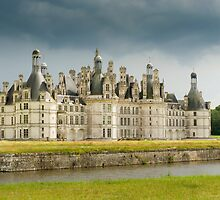 Chateau de Chambord II by Chris Tarling