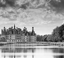 Chateau de Chambord IV by Chris Tarling
