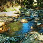 Antibidiwa Creek by mtmeegallery