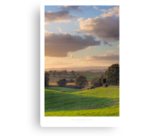 Belbroughton Canvas Print