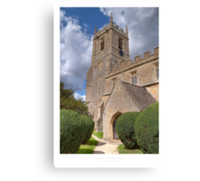 Long Compton Canvas Print