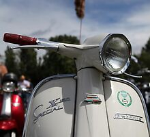 SX SPECIAL LAMBRETTA. by Phil Bower