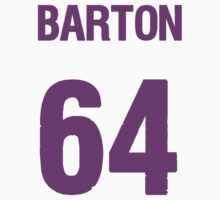 Earth's Mightiest Sports Team 'Barton 64' by inesbot