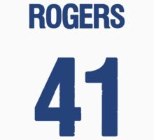 Earth's Mightiest Sports Team 'Rogers 41' by inesbot